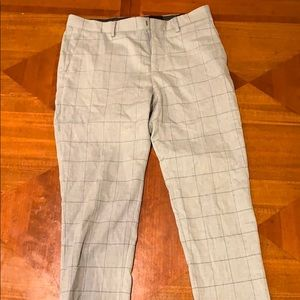 H&M men's 32 pants